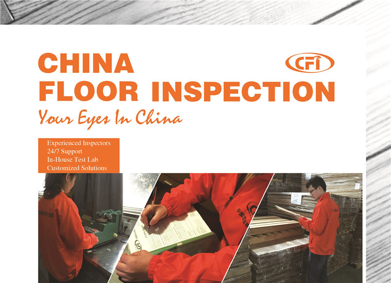 China Floor Inspection