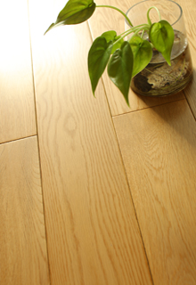 Flat-surface Lacquered Hardwood Flooring-02
