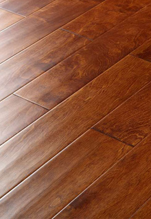 Lacquered 3 Ply Engineered Wood Flooring