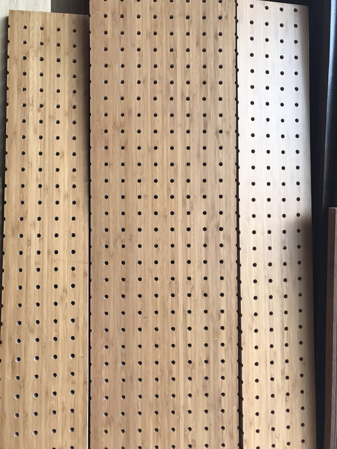bamboo acoustic panel
